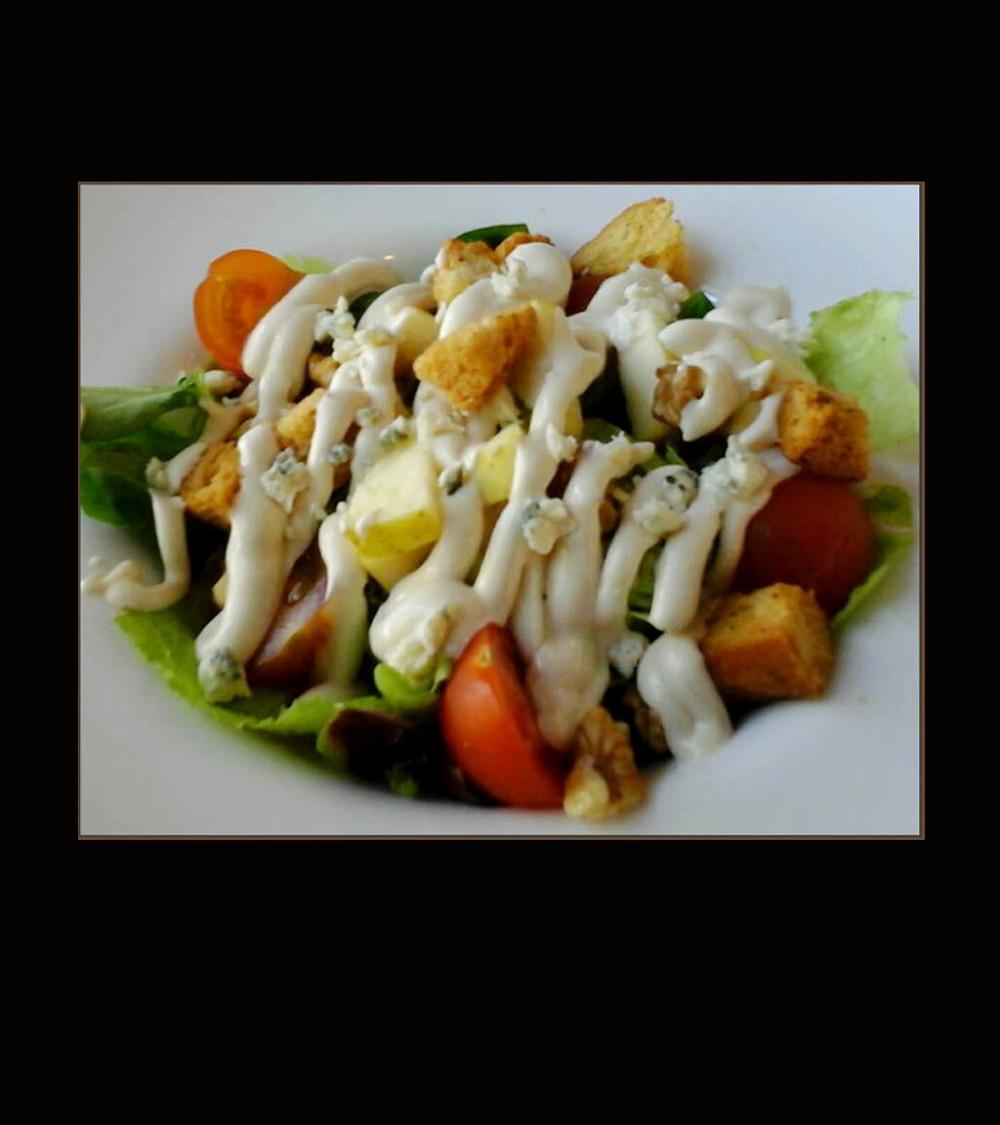 Spanish Style Waldorf Salad