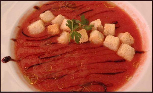 Gazpacho Andalouse