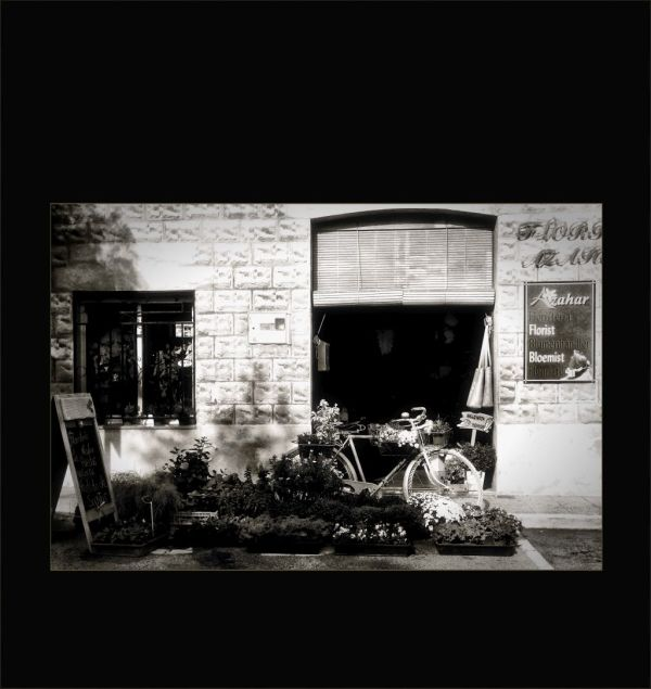 Florist Store Front
