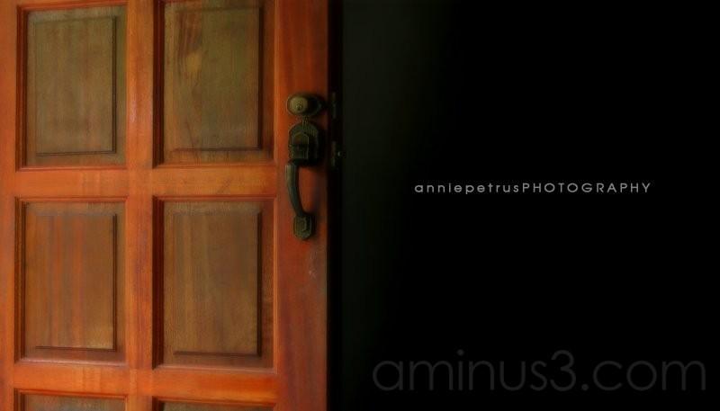 The Door Wide Open