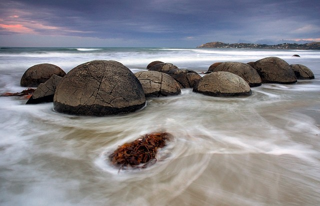 Moeraki Boulders