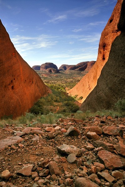 Red Centre - Kata Tjuta V