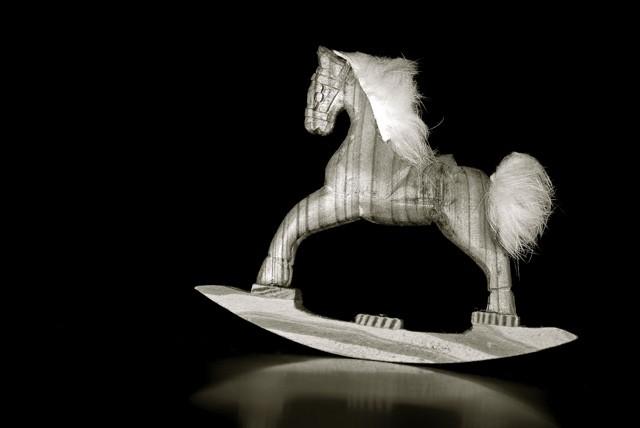 Wooden Horse II