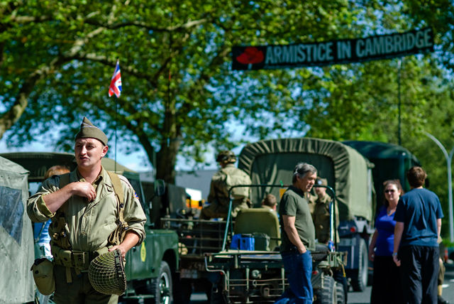 Armistice In Cambridge (6/7)