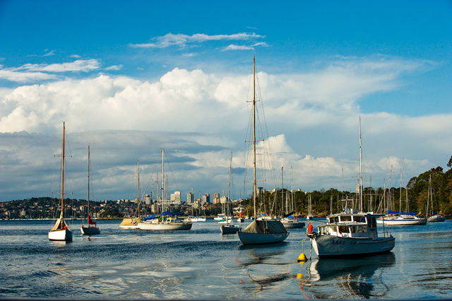 Mosman Bay