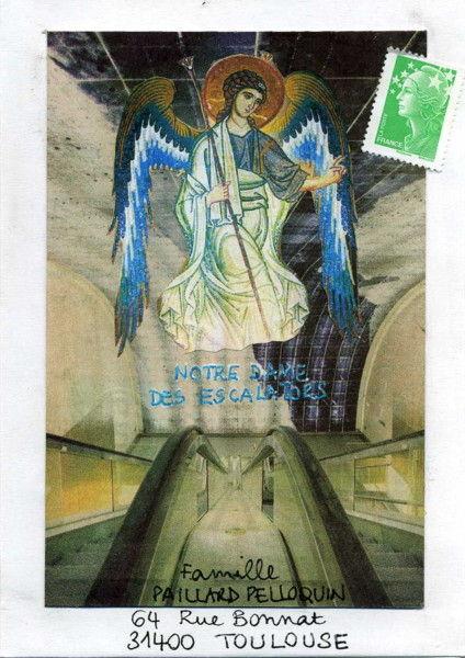 Notre Dame de l'Escalator