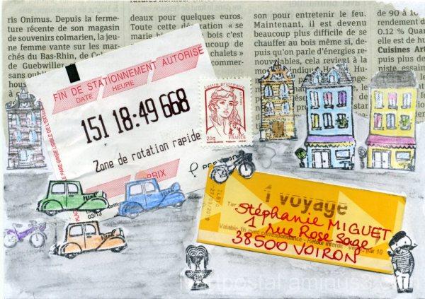 Tickets pour une virée en ville