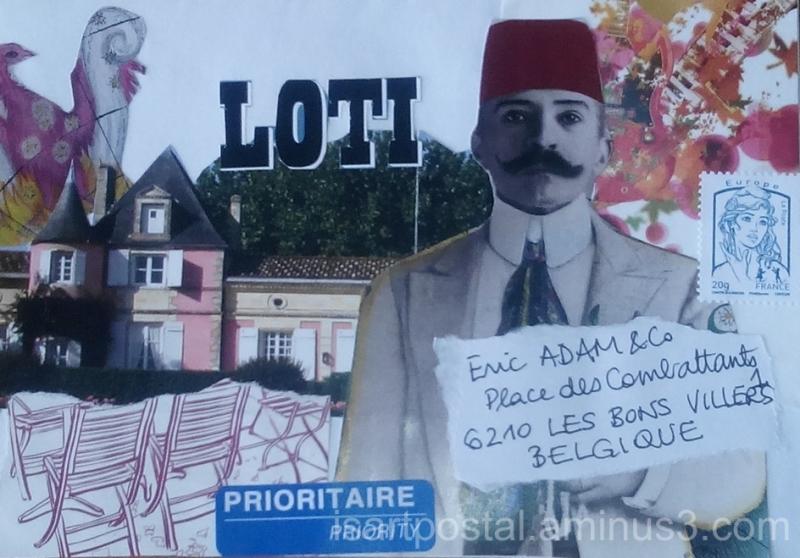 Eté Loti - 3/  - Esprit Loti