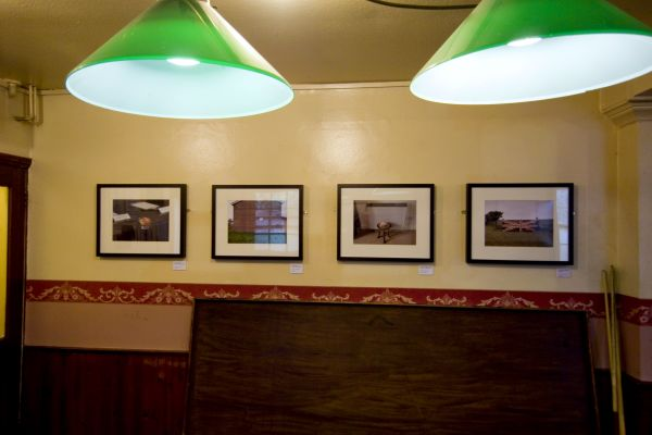 SOME OF MY PRINTS UP AT THE RETREAT