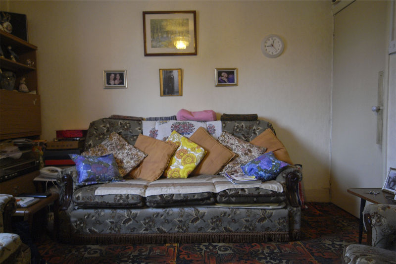 SOME OF BEATRICE'S CUSHIONS