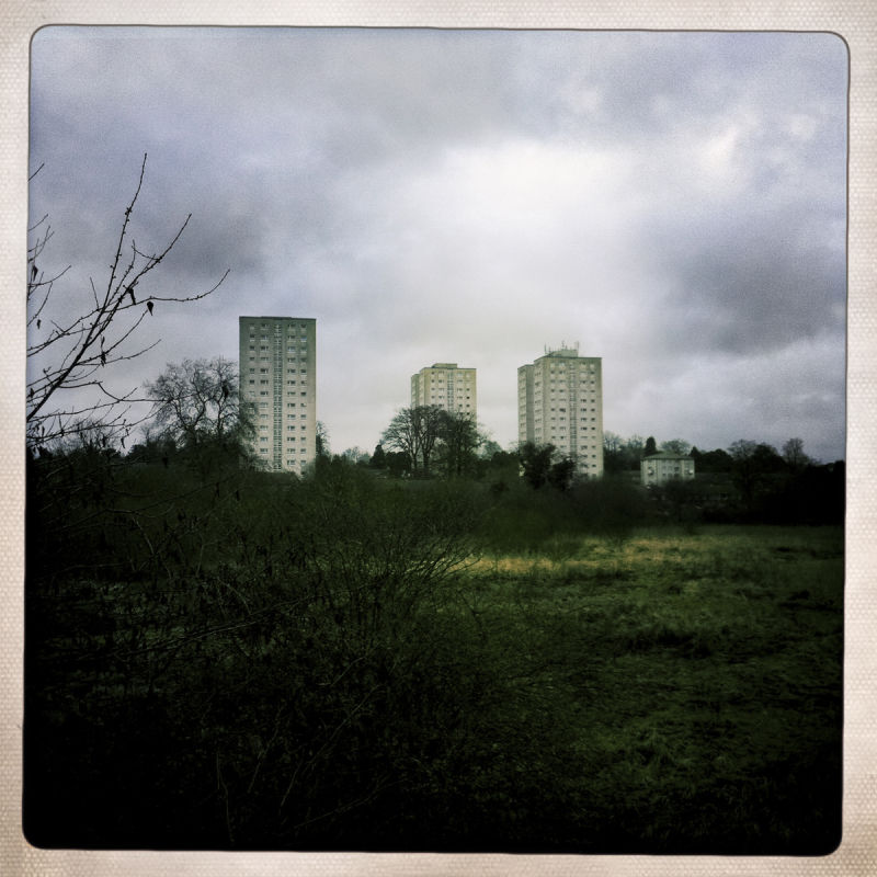 THE COLEY PARK TOWER BLOCKS