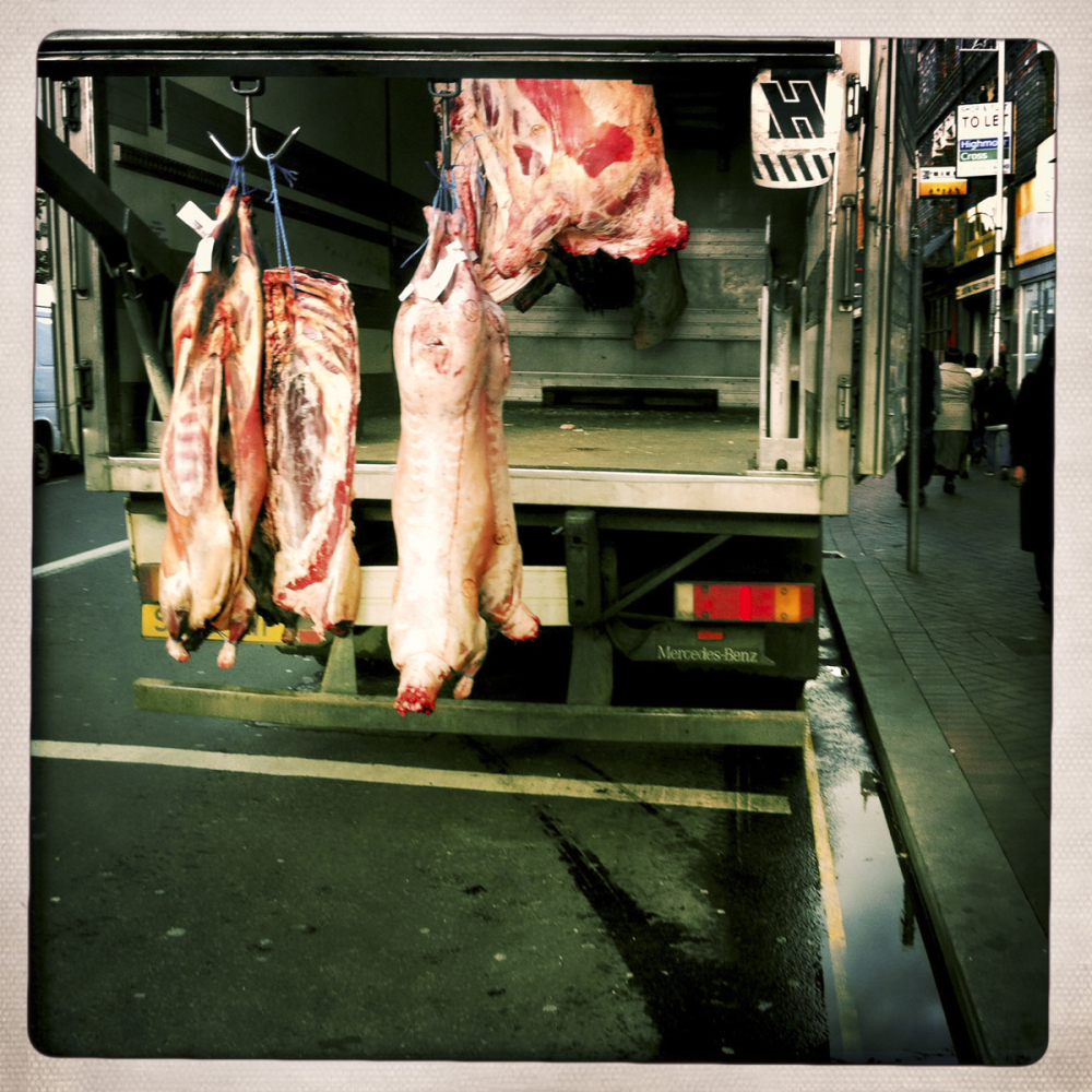 PORK AND BEEF