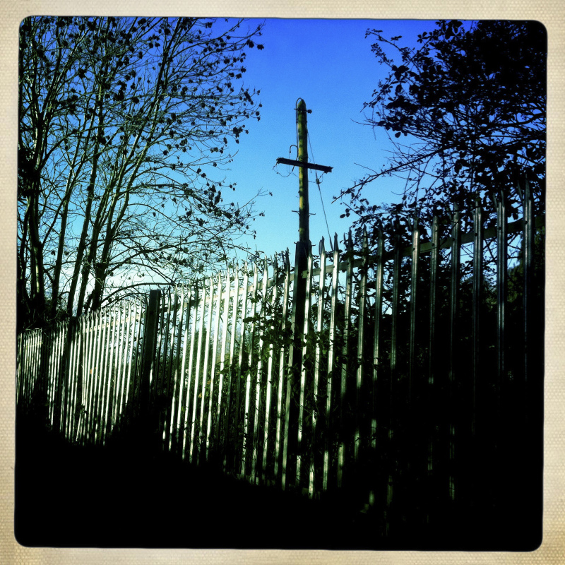 TELEGRAPH POLE