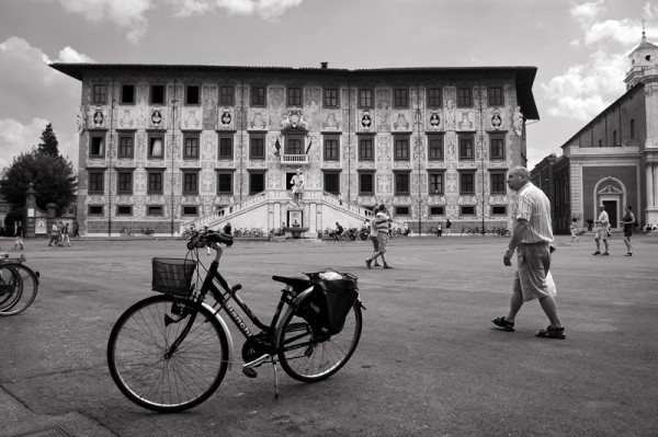 Piazza dei Cavaliere, Pisa