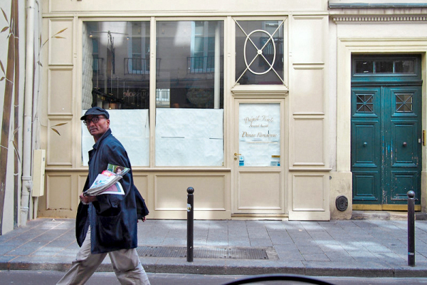 Divine Parisienne