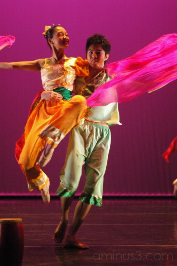 Dance: Zest of Youth (3)
