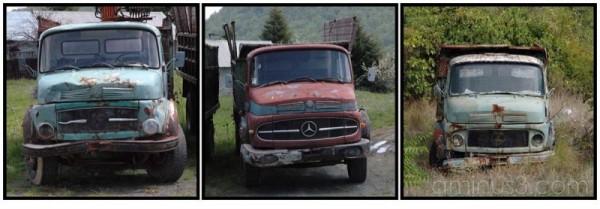 truck mercedes benz
