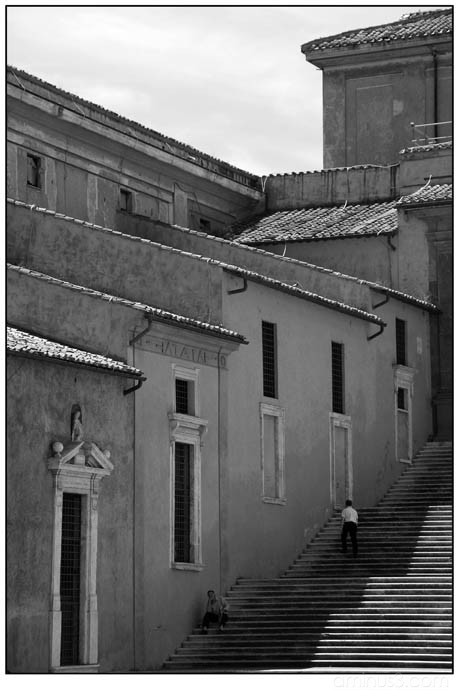 stairs  rome