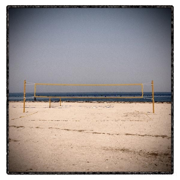 sea sand velleyball