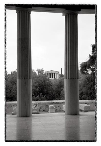 temple acropolis athens