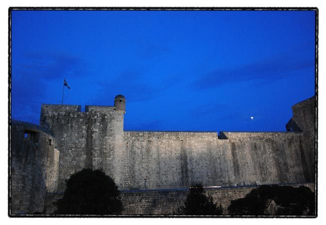 dubrovnik series / the wall