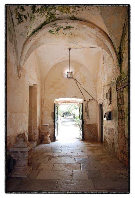 dubrovnik series / old monastery IV
