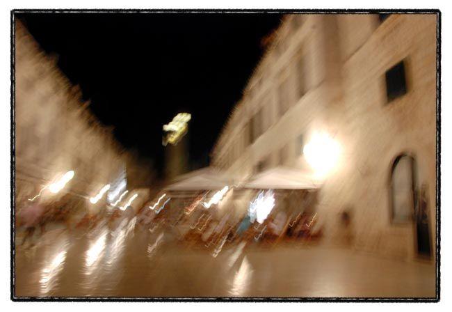 dubrovnik series / main street II