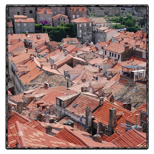 dubrovnik series /red