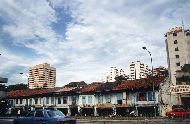 singapore 1989 1/4