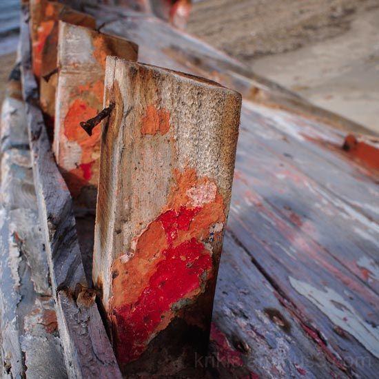 boat detail III