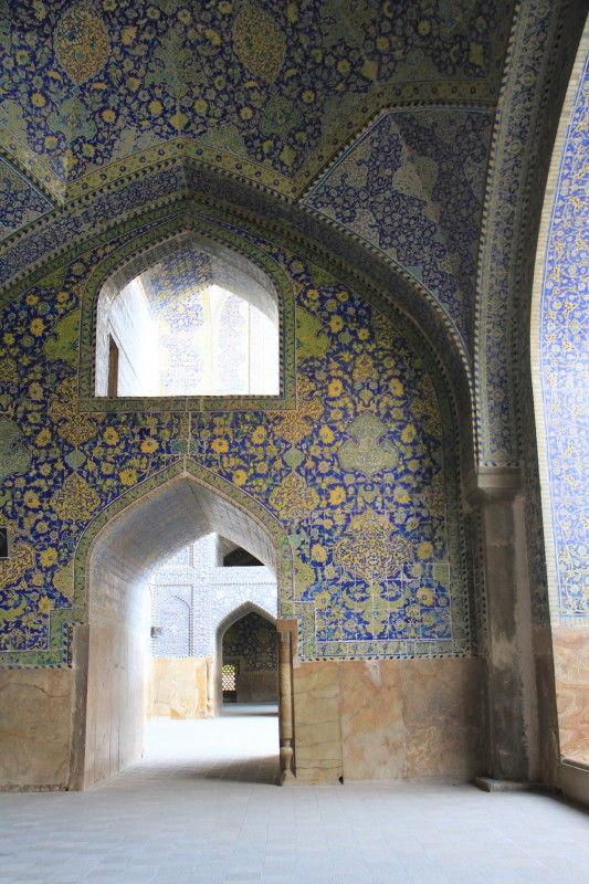 مسجد امام-شاه