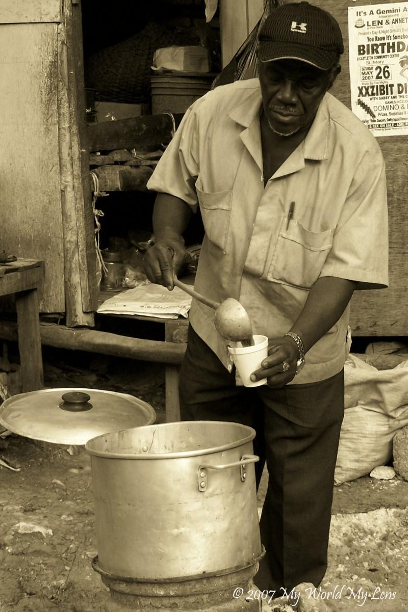 The Soup Man