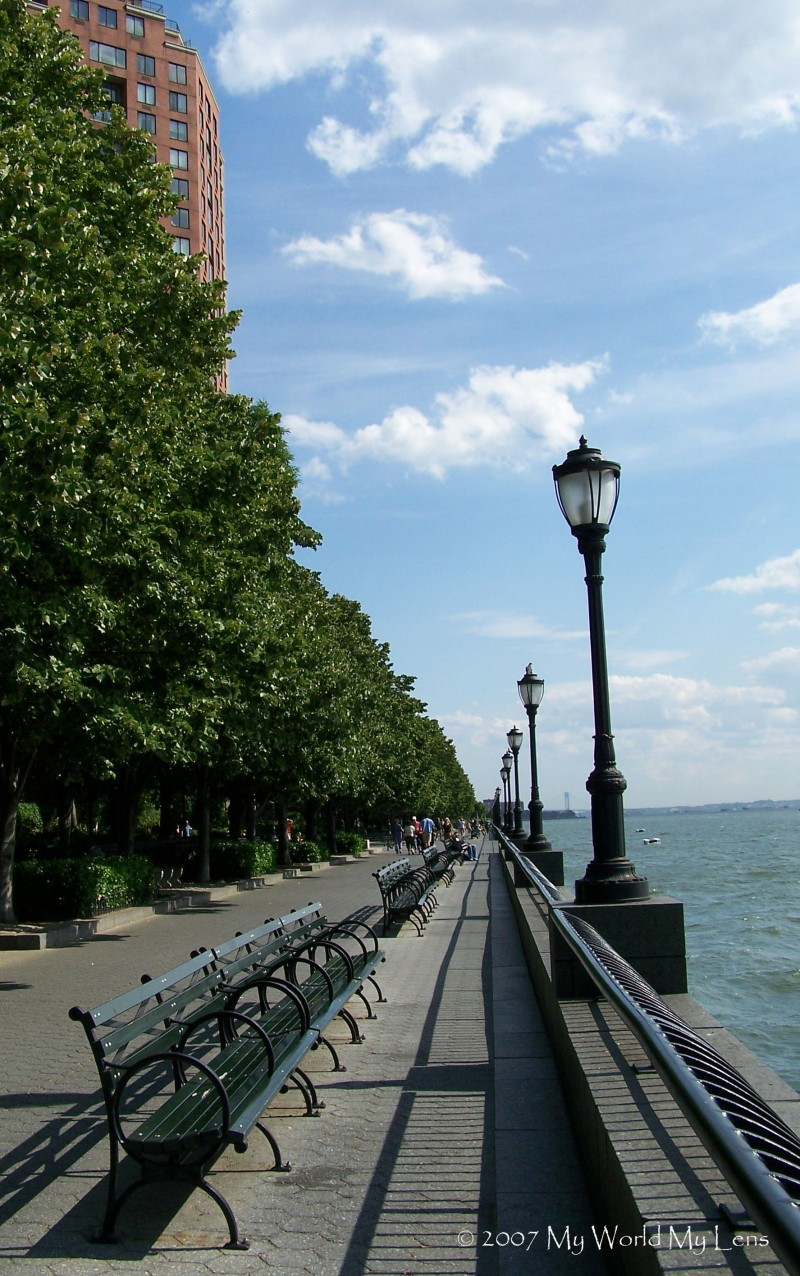 The Waterfront Walkway