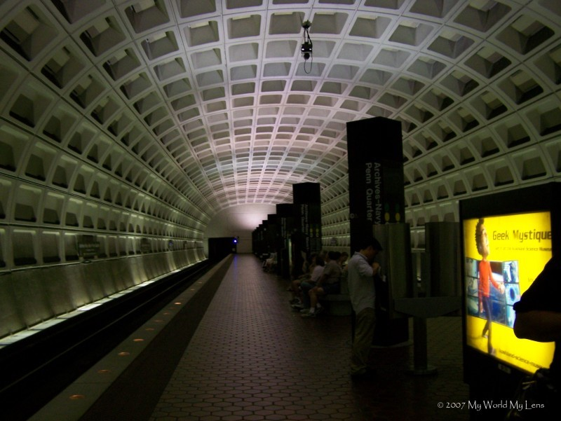 DC: The Subway