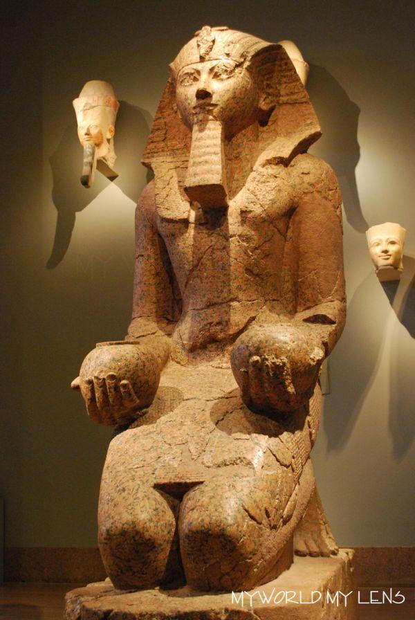 MMA: Egyptian Display 2
