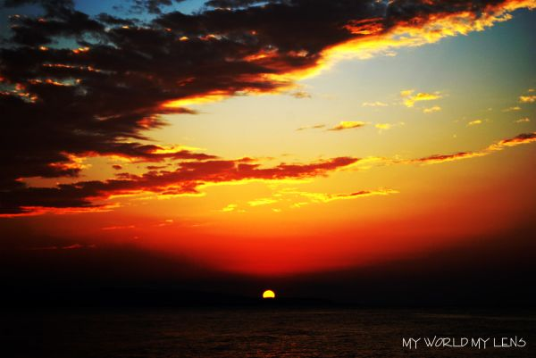 Runaway Bay Sunset