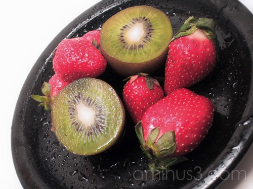 Strawberries & Kiwi I