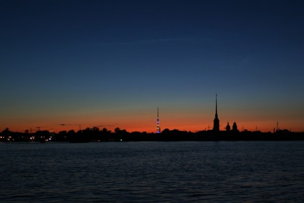 Peter and Paul Fortress (Petropavlovskaya Krepost)