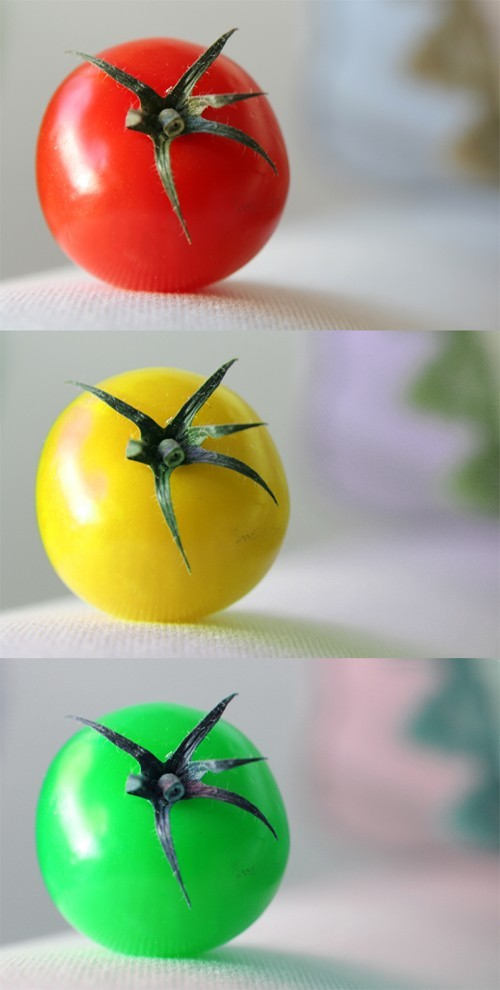 tomato traffic light