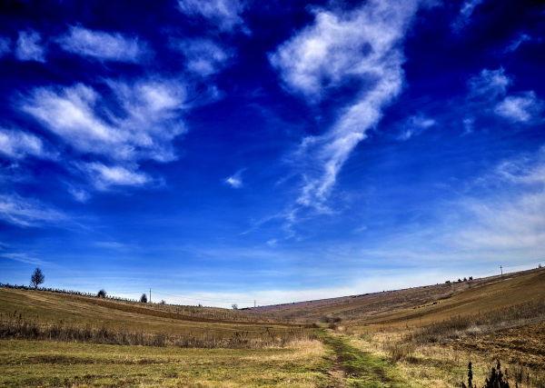 Moldova sunny day