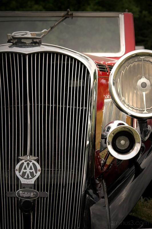 Vintage Car Old Vehicle