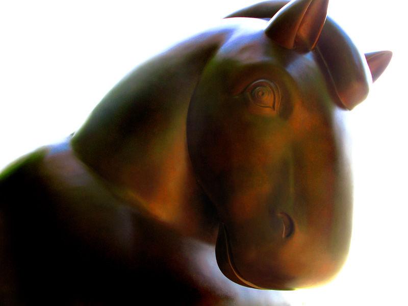 Horse Bronze