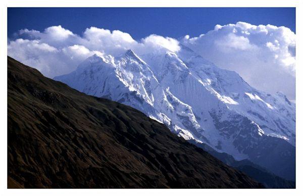 rakaposhi pakistan hunza 7788M