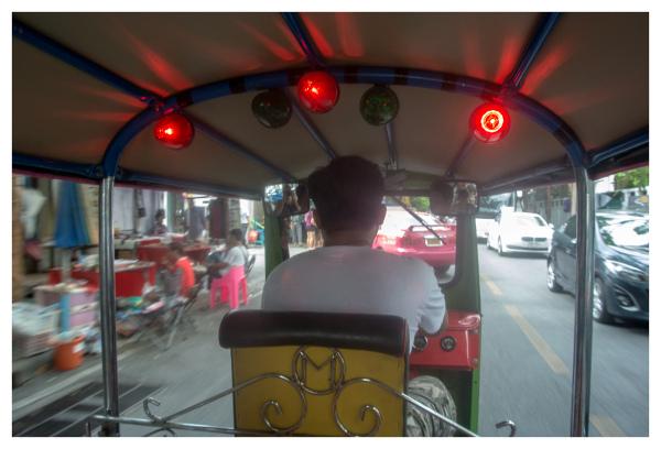 tuktuk bangkok thailand