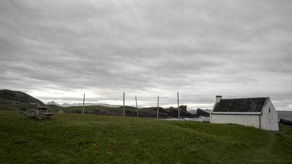northern scotland clachtoll beach
