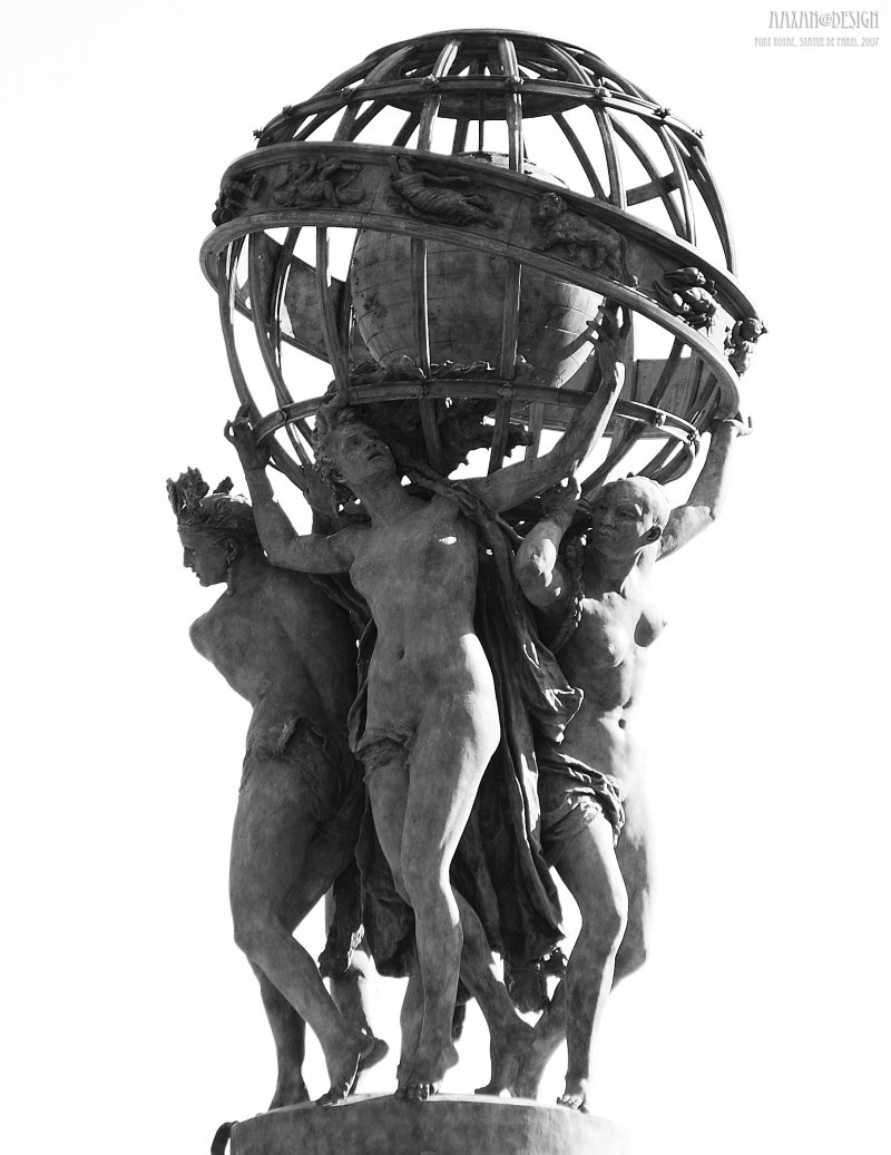 Statue de Paris (7)