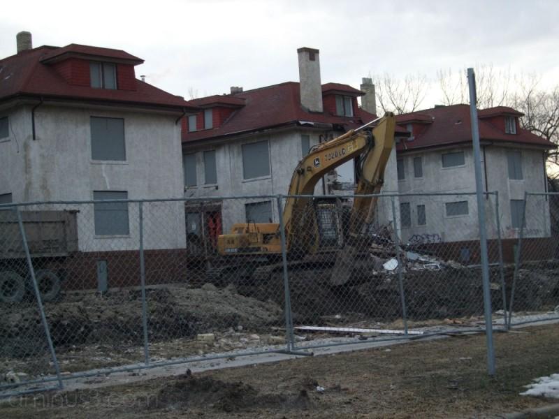 demolition winnipeg