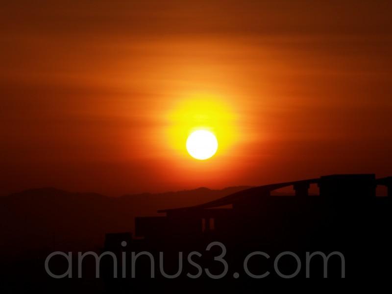 Sunrise~!! ^_____^