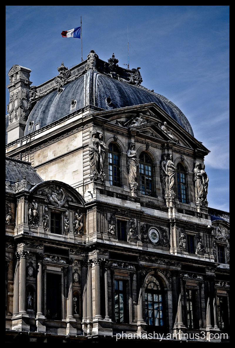 A building from Paris