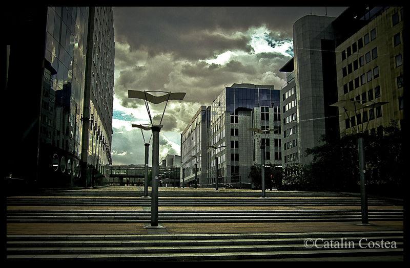 Downtown - Bruxelles, Belgium